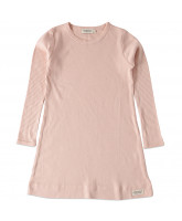 Rosa Ripp-Nachthemd