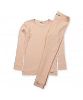 Rosa Schlafanzug