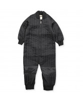 Schwarzer Thermo Overall