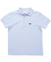 Polo T-Shirt in Hellblau