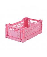 Faltschachtel Mini - Baby Pink