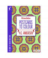Postkarten zum Ausmalen - H.C. Andersen