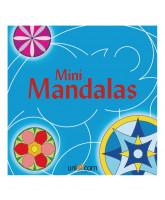 Mini Mandalas - Blau