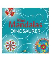 Mini Mandalas - Dinosaurier