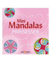 Mini Mandalas - Prinzessinnen