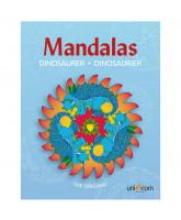 Mandalas - Dinosaurier