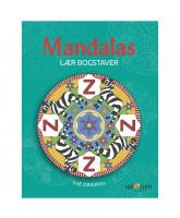 Lerne Buchstaben mit Mandalas