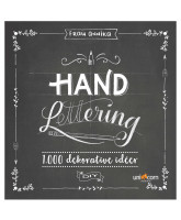 Hand Lettering Basisbuch 1000 dekorative Ideen