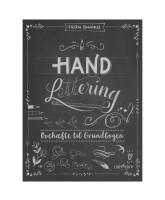 Hand Lettering Übungsheft für Basisbuch