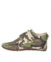 Hausschuhe in Camoflage