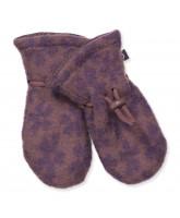 Fleece-Handschuhe aus Wolle