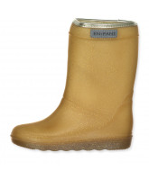 Thermostiefel in Gold