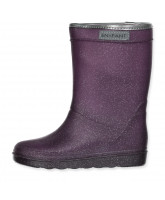 Thermostiefel in Lila