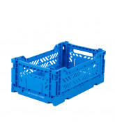 Faltschachtel Mini - Electric Blue