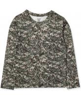 Langarmshirt Milano - silk touch