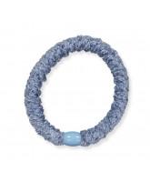 Haargummi Kknekki Velours - Light Blue