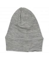 Mütze aus Wolle und Seide