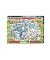 Puzzle Polar Habitat - 1000 Teile