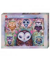 Puzzle Great Big Owl - 1000 Teile