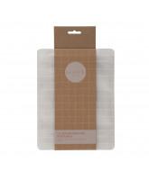 3er-Pack wiederverwendbare Snackbeutel - 1000 ml.