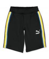 Sweat-Shorts in Schwarz