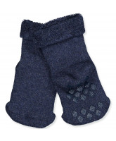 Socken in Dark Denim