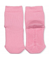 Stoppersocken in Wild Rose