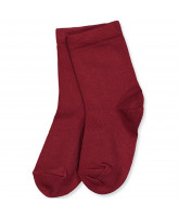 Socken in Sundried Tomato