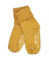 Stoppersocken in Honey Mustard