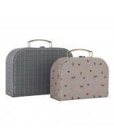 2er-Pack Koffer