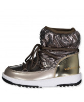 Moon Boots in Platin