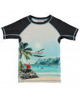 UV 50+ Bade-T-Shirt Neptune